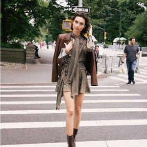 低至3折 Mother牛仔裤$69Intermix 时尚美衣热卖 低价收Frame、Alice Mecall