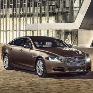 来自英伦的极致豪华Jaguar XJ 大型豪华轿车