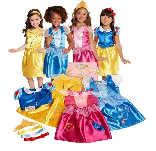 4套经典公主服21件套