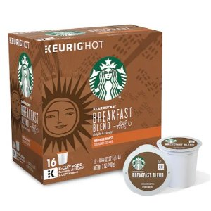Buy 2 Get 1 FreeKeurig K-Cup Coffee and Beverage Products on Sale