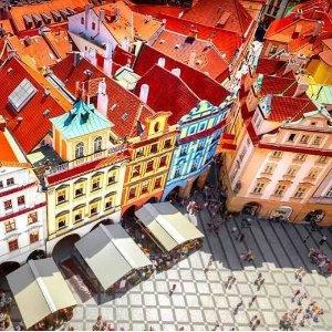 现价£189/人起(原价£256)布拉格、维也纳、布达佩斯 精选自由行热促