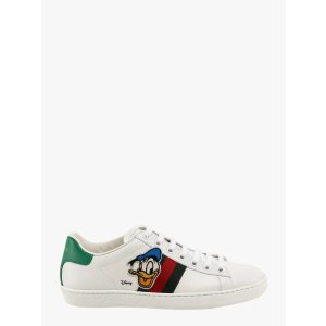 Gucci迪斯尼联名新款ACE DISNEY X GUCCI 唐老鸭小白鞋