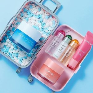 Up tp 10 Piece GiftDealmoon Exclusive: Laneige Skincare Beauty on Sale