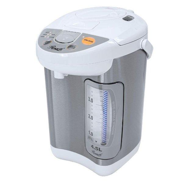 4.8夸脱电热水壶 白色