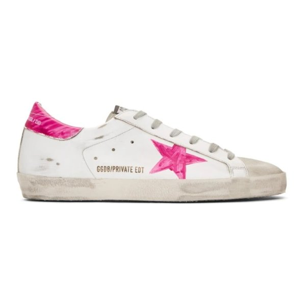 粉星小脏鞋
