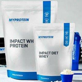 全线6折 好喝又健康闪购:My Protein 精选蛋白粉大促 欧洲最畅销的运动营养品牌