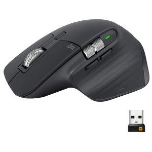 限时一口价$129Logitech 罗技 MX Master 3 无线蓝牙鼠标