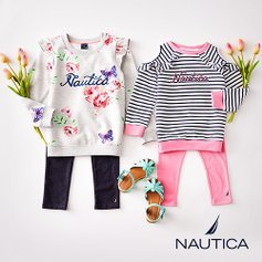 Ending Soon: Starting at $6.99Nautica Kids Apparel Sale @ Zulily