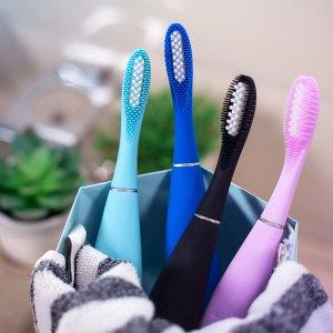 3.9折 $69.5(官网$179)FOREO ISSA 智能电动牙刷 防水复合刷头 荣获德国IF设计大奖
