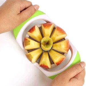 $8.99(原价$14.99)Utopia Kitchen 苹果切片去核器两件套  切苹果神器