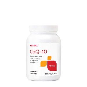GNC辅酶Q-10 - 100 mg 120粒
