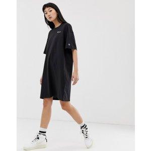 Champion oversized T恤连衣裙