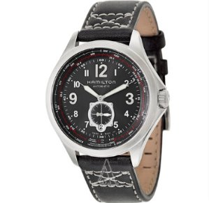 Lowest priceHamilton Men's Khaki Aviation QNE Watch H76655733