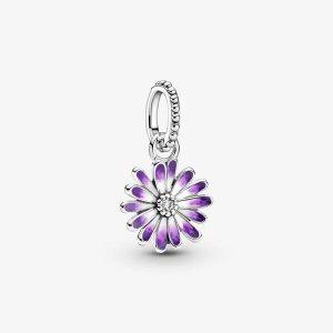 Pandora紫色雏菊