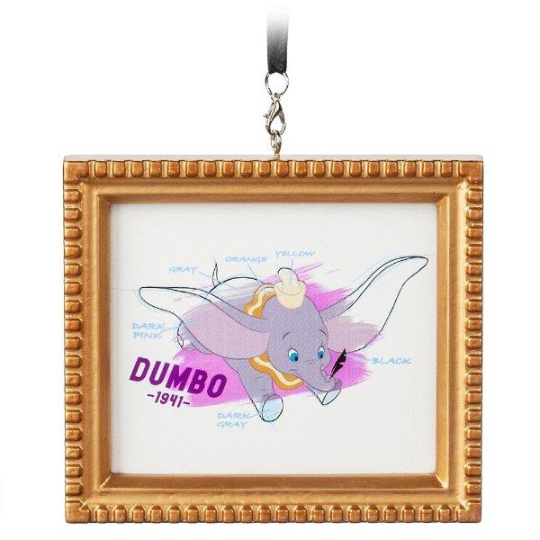 Dumbo 相框式 挂饰