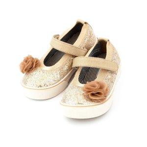 Zutano亮片玛丽珍鞋 幼小童款