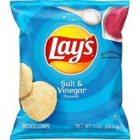 Lay's 醋味咸味薯片 1oz 40包