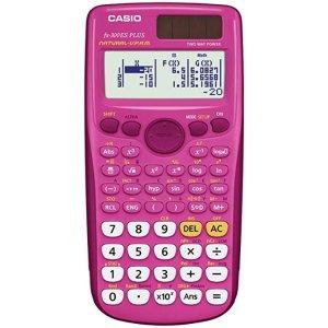 Casio粉色卡西欧 FX300ES Plus