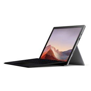 $788.72收10代 i5+键盘套比黑五低:New Surface Pro 7 + Type Cover 套装
