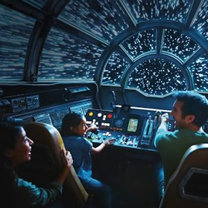 Be the First Take Millennium FalconStar Wars: Galaxy's Edge Reservation Start at May 2