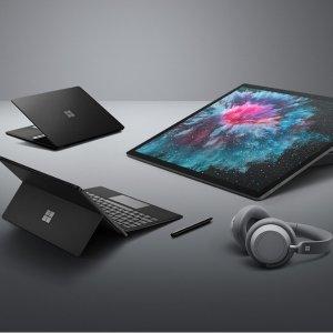 还有Surface无线降噪耳机Microsoft 发布全新Surface Pro/Laptop/Studio2