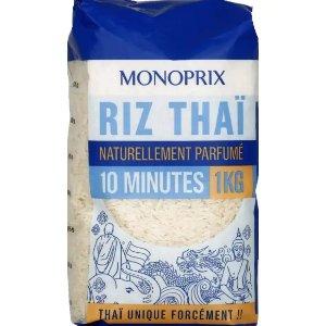 monoprix泰国大米