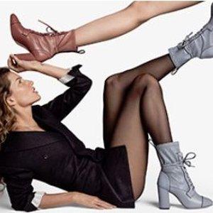 独家隔日达 收封面吉娘娘同款Stuart Weitzman秋冬新款上线 5050短靴新设计