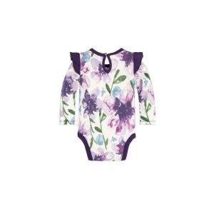 8b3572c93 Baby Bodysuit Sale @ Burt's Bees Baby Buy More, Save More - Dealmoon
