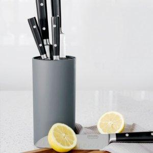 $119.99(原价$199.99)Gordon Ramsay 6件刀套组热卖 一套满足厨房所有需求