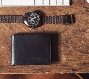 $11.99 ($42.50)Perry Ellies Men's Genuine Leather Wallet Sale