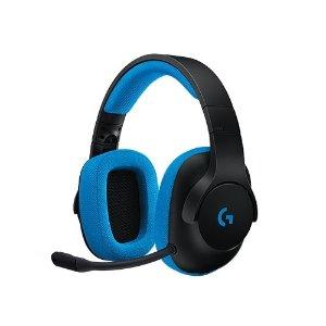 $29.99(原价$79.99)Logitech G233 有线头戴式专业游戏耳机