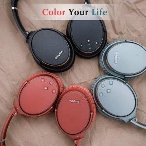 6.1折仅€42 3色可选闪购:Srhythm NC35 主动降噪无线耳机 拥有一个属于自己的安静空间