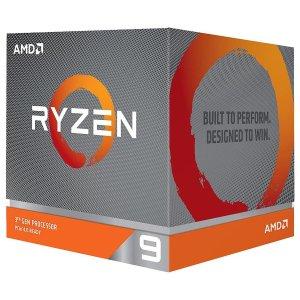 $529.99AMD RYZEN 9 3900X 12-Core 3.8 GHz (4.6 GHz Max Boost) Socket AM4 105W CPU