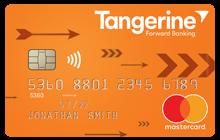 无年费,2%消费返现Tangerine Cash Back 信用卡