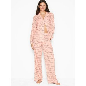 Victoria's SecretCotton Long PJ Set