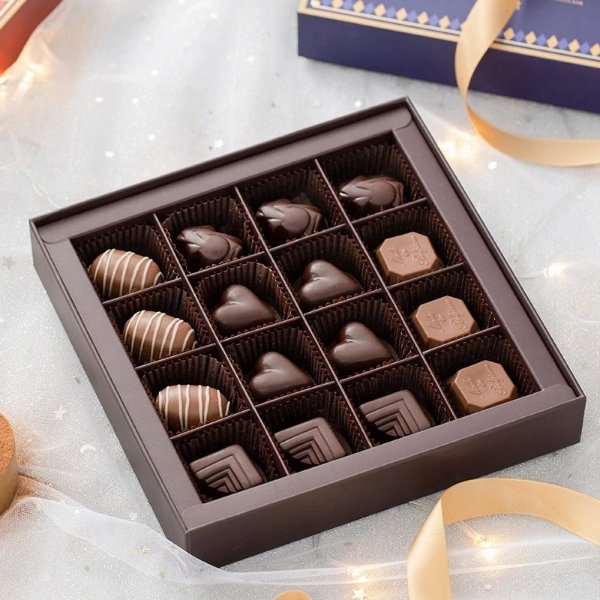 甜蜜巧克力礼盒