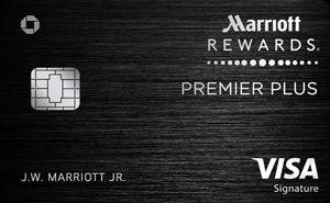 Earn 100,000 PointsMarriott Rewards® Premier Plus Credit Card
