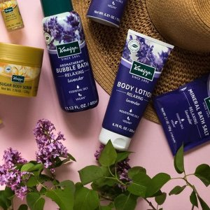 2 for $20Bubble Bath and Shower Gels @ Kneipp