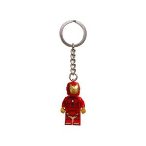 Lego® Marvel Super Heroes Invincible Iron Man Key Chain - 853706 | Marvel Super Heroes |Shop