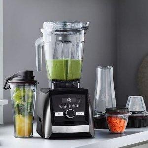 $389.95(原价$449.95)Vitamix E310破壁机物理加热辅食机 全营养免滤 立减$60