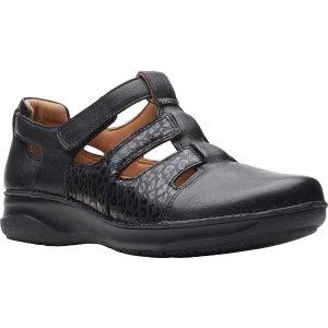 Clarks平底鞋