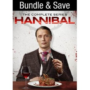 Hannibal: The Complete Series (Digital HDX)