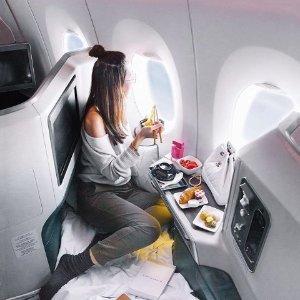 8折 飞香港、日本、伦敦等热门城市Click Frenzy:Cathay Pacific 国泰航空机票大促