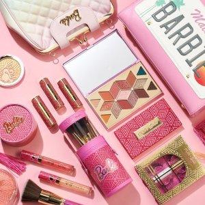 低至6折PUR 全场美妆促销 收芭比联名系列 持妆美肌粉底