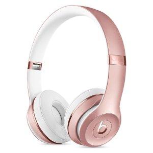 Beats by Dr. DreSolo3 耳机 玫瑰金