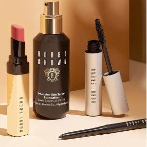 $30 off $80Gilt City Bobbi Brown Beauty Products Sale