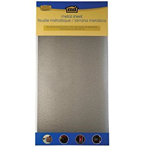 M-D Building Products 57321 Decorative Magnetic Galvanized Steel Sheet - Construction Boards - Amazon.com