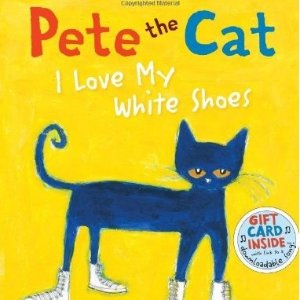 我爱我的白鞋 (Pete The Cat)