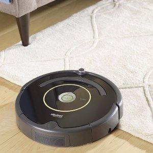 $149.99史低价:iRobot Roomba 614 扫地机器人