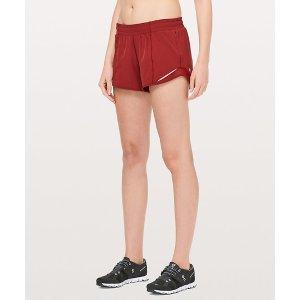 Lululemon运动热裤